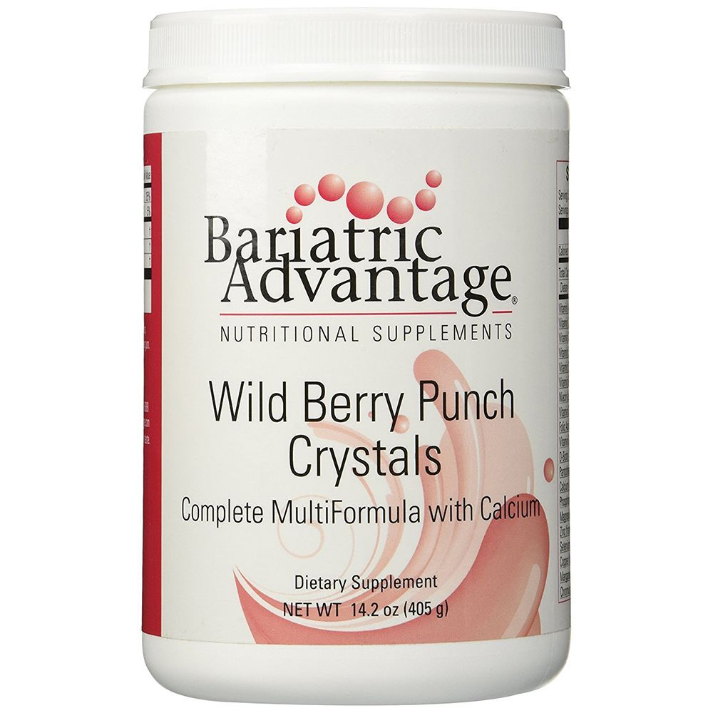 Multivitamin Crystals